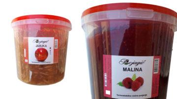 Voće & Voćna punjenja & Marmelade